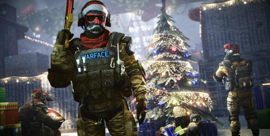 Christmas Operation Game.Special Operation Christmas Stage 2 Warface