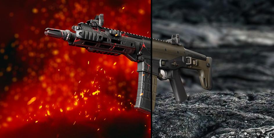 Kredit weapons trade-in   WARFACE