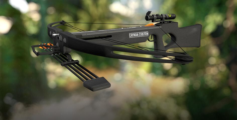 Soon in game: Cayman Custom Crossbow   WARFACE
