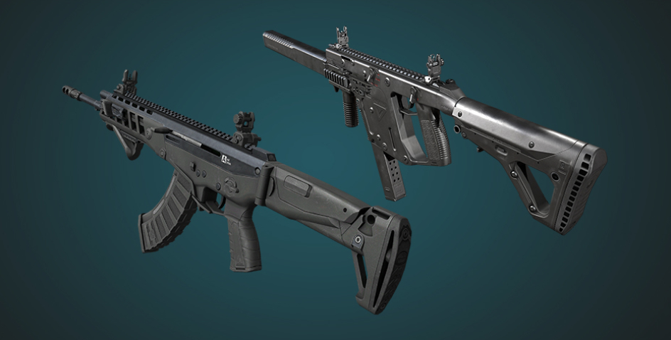 Weapon crafting on the website | WARFACE